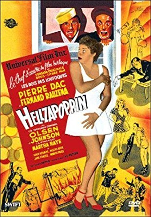 POTTER, H.C. Hellzapoppin (film, 1941)