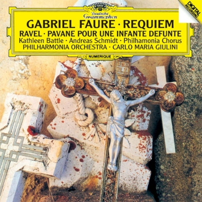 FAURE, Gabriel (1845-1924) Requiem : Libera me dirigé par Carlo Maria GIULINI avec Andreas SCHMIDT et al.