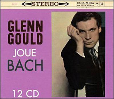 BACH, Jean-Sébastien (1685-1750) Concerto italien en Fa majeur : II. Andante (BWV. 971) par Glenn GOULD