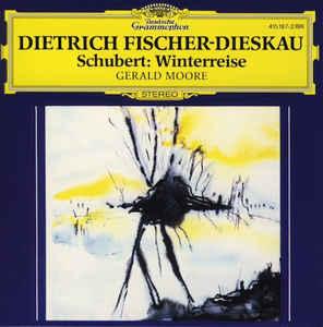 SCHUBERT, Franz (1797-1828) Winterreise : Gute Nacht (D. 911, d'après des poèmes de MÜLLER) par Dietrich FISCHER-DIESKAU & Gerald MOORE