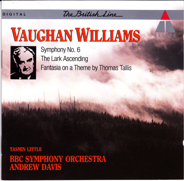 VAUGHAN WILLIAMS, Ralph (1872-1958) The Lark ascending dirigé par Andrew DAVIS