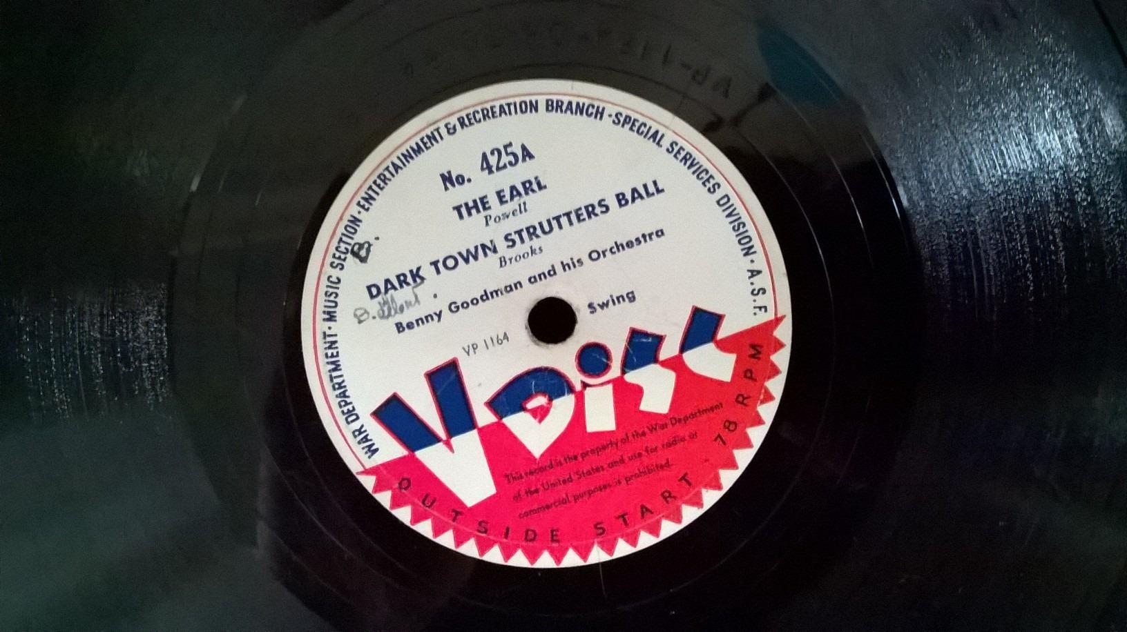 V-Disc 1940s