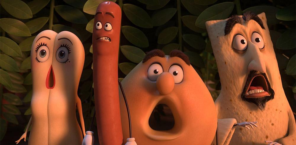 """""""Sausage Party"""" : pas facile de juger les relations sexuelles entre des boîtes de gruau et de crackers"""