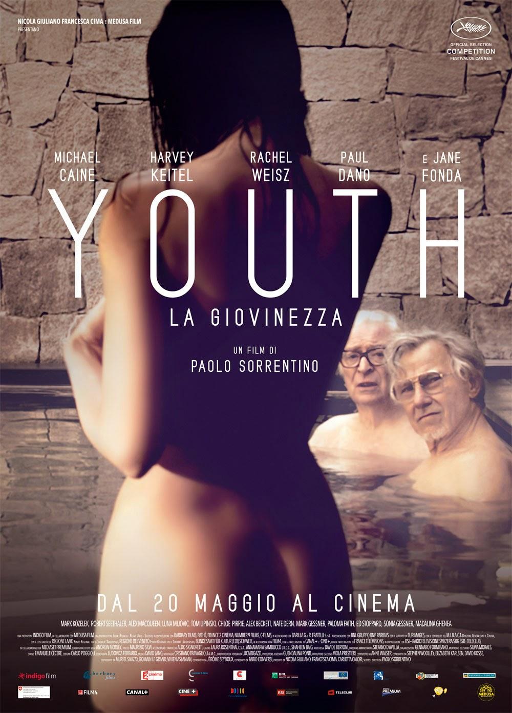 SORRENTINO, Paolo La giovinezza (Youth, film, 2015)