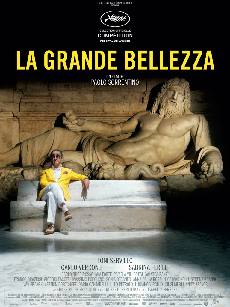 SORRENTINO, Paolo La grande bellezza (film, 2013)