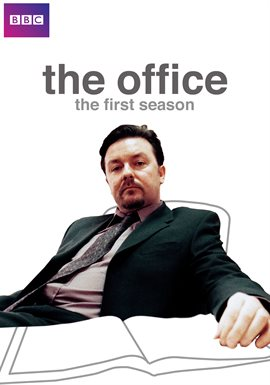 GERVAIS, Ricky The Office (série, 2001)