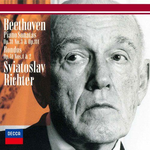 BEETHOVEN, Ludwig van- (1770-1827) Sonate n°32 en do mineur : Arietta – Adagio molto semplice e cantabile (Op. 111) par Sviatoslav RICHTER
