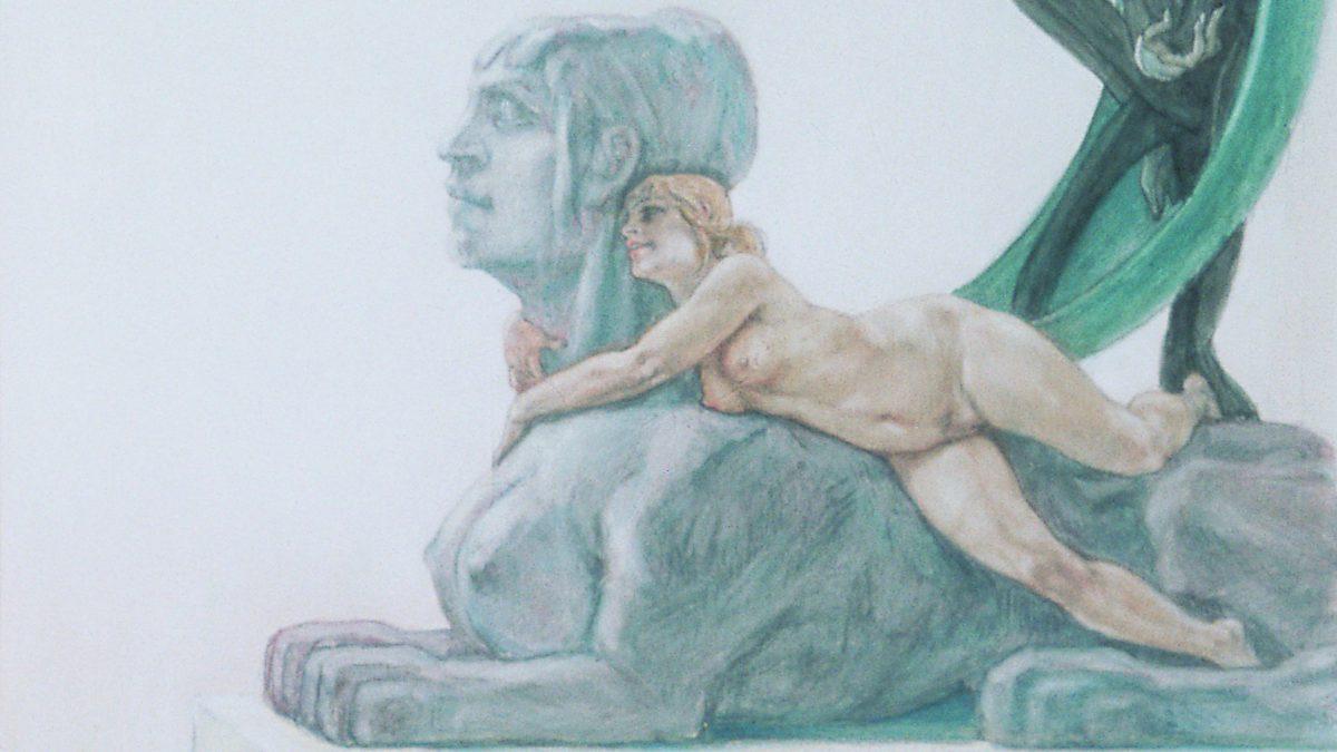 La Sphinge rejoint le patrimoine du Musée Rops