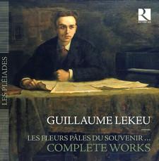LEKEU, Guillaume (1870-1894) Quatuor en Sol majeur : 2. Adagio sostenuto (V. 60) par le Quatuor Camerata