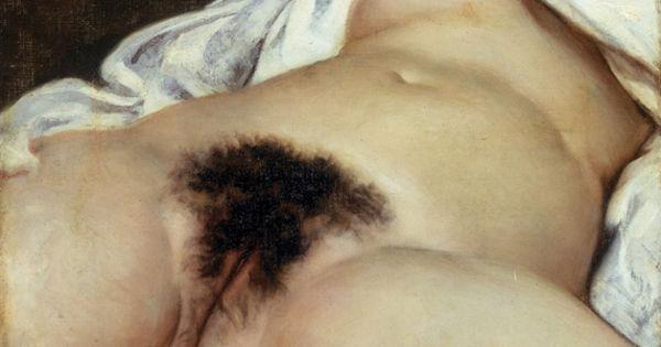 Sexualité...... - Page 10 LOrigine-du-monde-de-Gustave-Courbet