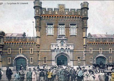 prison Saint-Léonard de Liège (BE)