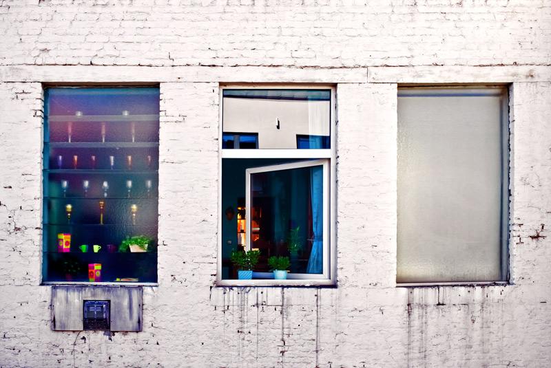 Fabris REMOUCHAMPS : Trois fenêtres 8/11