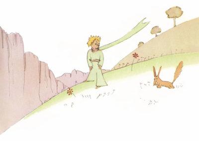 SAINT-EXUPERY : Li p'tit prince (en wallon liégeois, trad. Guy Fontaine)