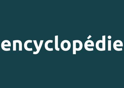 Les articles encyclopédiques
